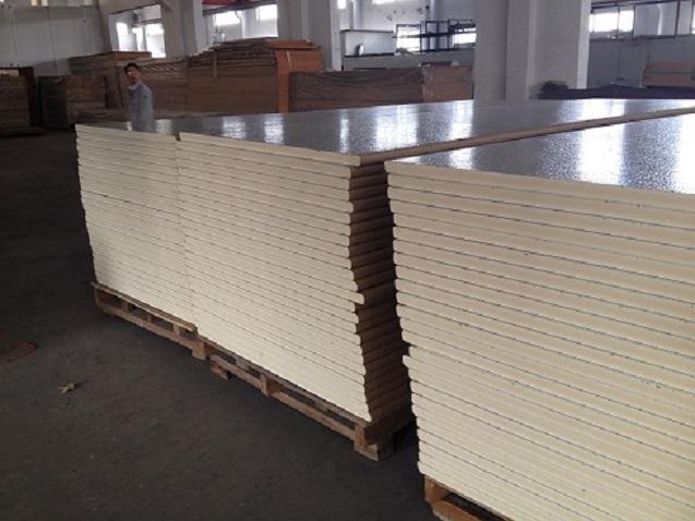 铝箔聚氨脂复合风管板材