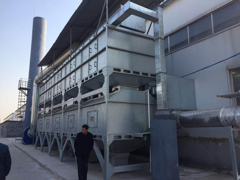 長治 RCO活性炭廢氣處理設備 JTWD 涂裝廢氣