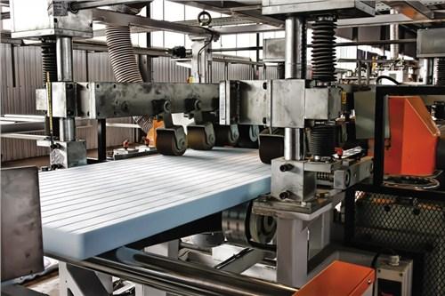 金韦尔供 金纬XPS发泡板生产线 金纬XPS发泡板生