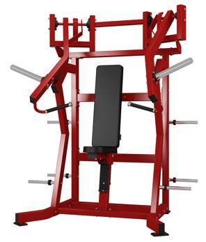健身器材直销厂家 室内 免维护 悍马上斜推胸训练器