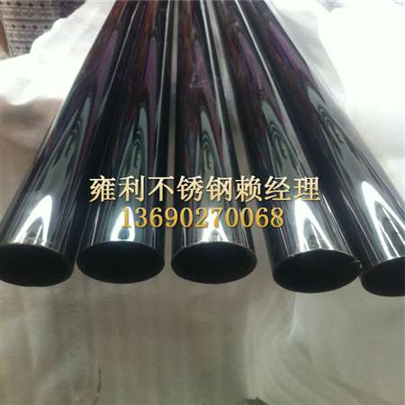 佛山304不锈钢圆管报价 厂家批发价 Φ101.6*
