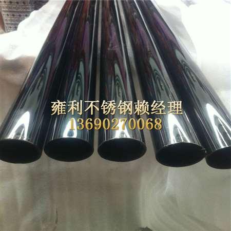 佛山304不锈钢圆管报价 厂家批发价 Φ31.8*2