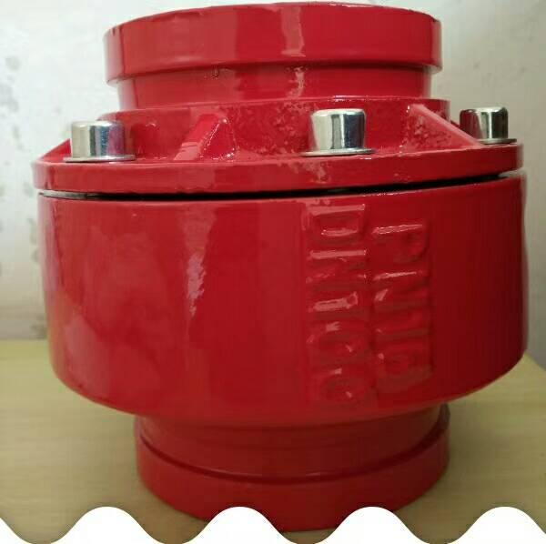 河北欧特莱H81X沟槽止回阀品质保障质量第一