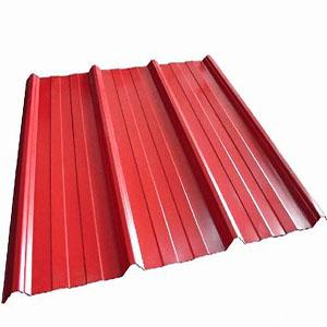 供甘肃彩钢板和兰州彩钢瓦厂家