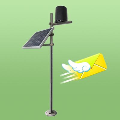 一站多发ABS E-mail 雨量记录仪