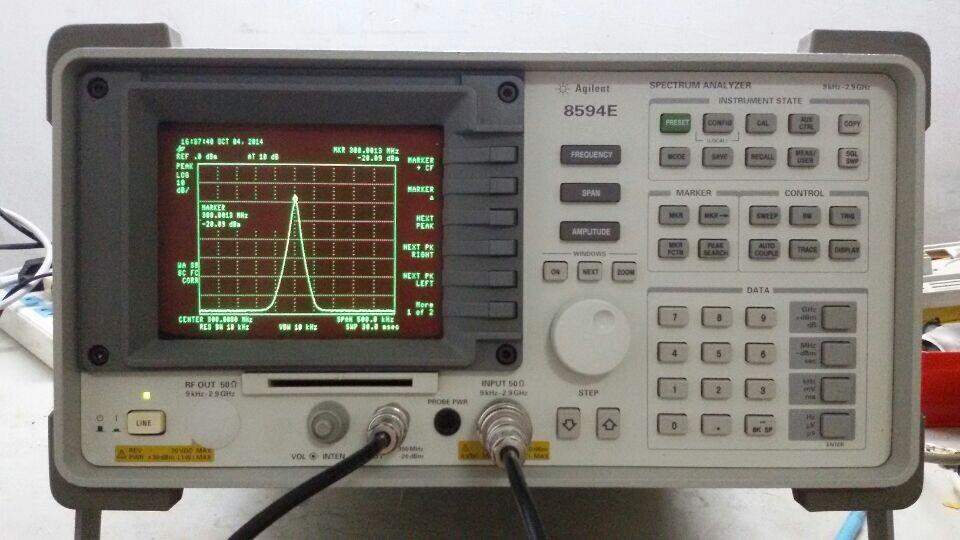 美国惠普hp8594e频谱分析仪 hp8594e