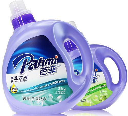 江门芭菲洗衣液批发 洗涤用品洗衣液厂家直销