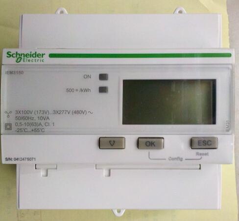 施耐德PM5100多功能儀表