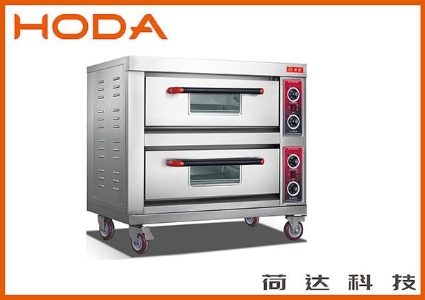 荷達科技供應2層2盤電烤箱廠家直銷