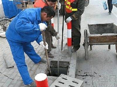 石家庄赵县污水池清理蓄水池清理淤泥价格合理