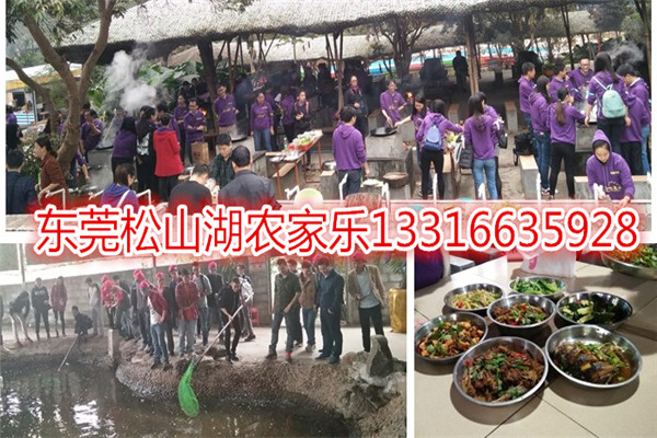 深圳周邊特色野炊農家樂一日游員工團建趣味活動好玩場地推薦
