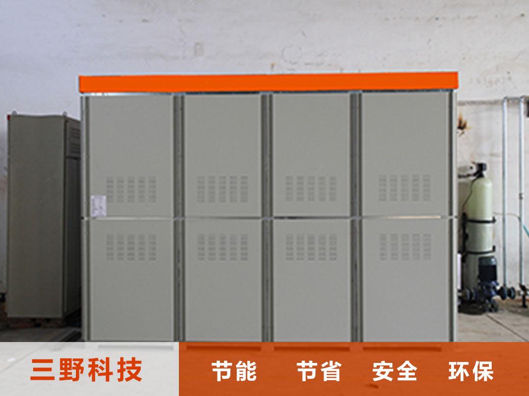 新型低谷電蓄熱鍋爐應用范圍