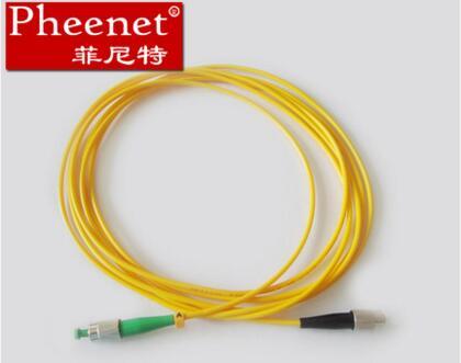 菲尼特光纖跳線接頭型號光纖跳線兩端接法屏蔽機房施工