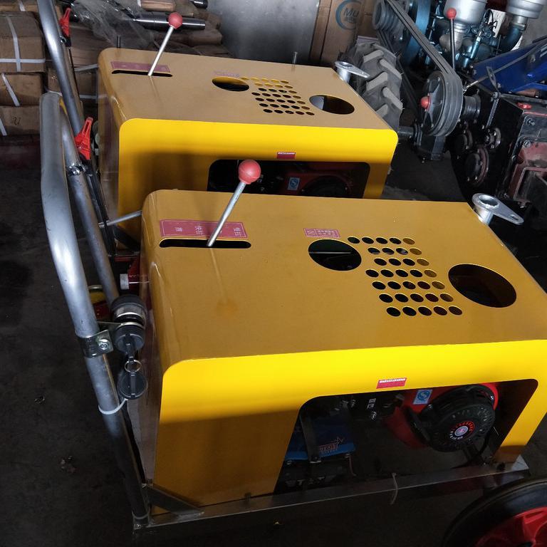 光纜牽引機 電啟動汽油牽引機 光纜輔助牽引設備