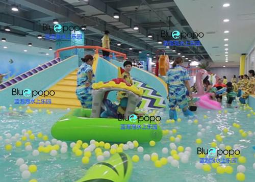 新一代室内水上主题乐园加盟盈利发展空间