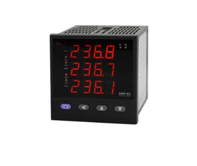 昌暉SWP-EZD電壓表電流表