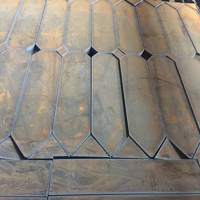 鞍钢65锰钢板5毫米厚