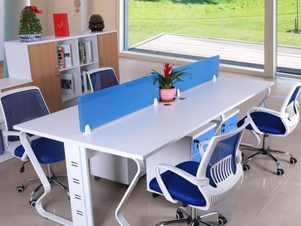 春旺辦公家具廠家實木辦公桌電腦桌隔斷工位桌展柜書柜文件柜