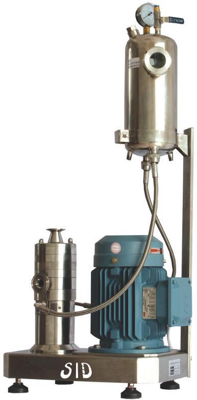 花粉漿液高速分散乳化機