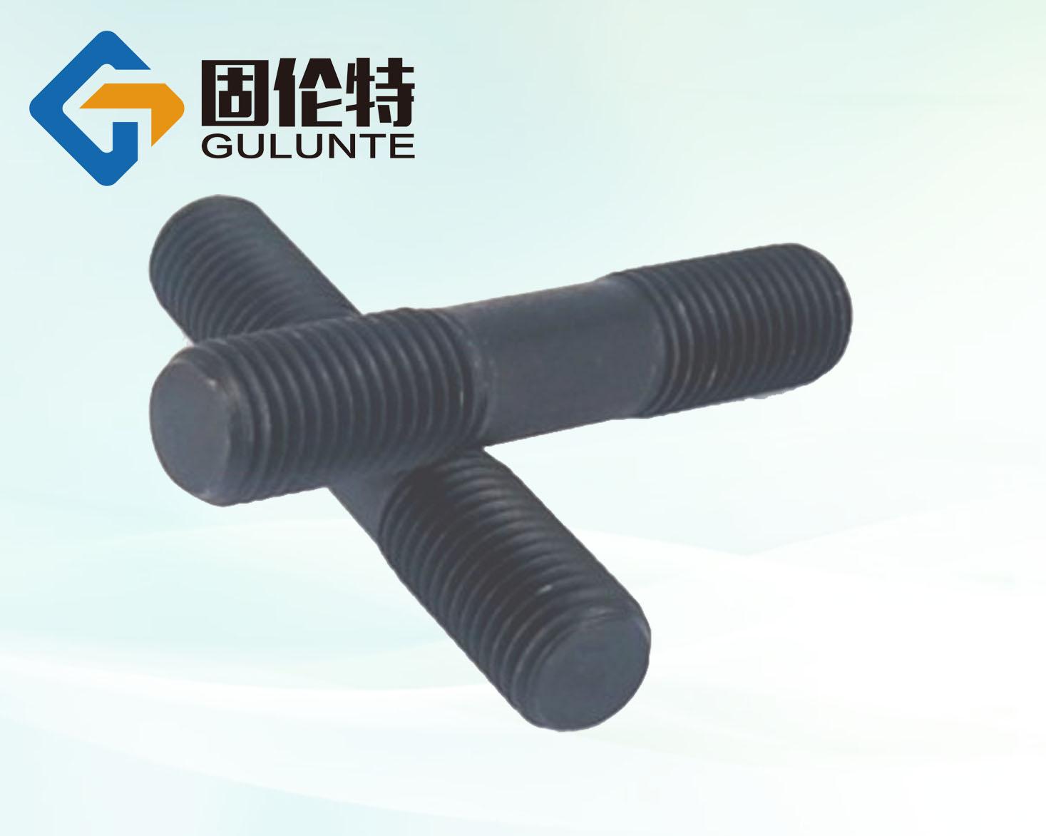 石化专用防腐双头螺栓厂家,35CrMoA耐高压双头螺