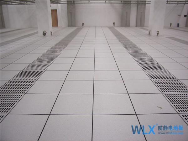 成都机房地板安装 哪里有架空地板 防静电地板厂家