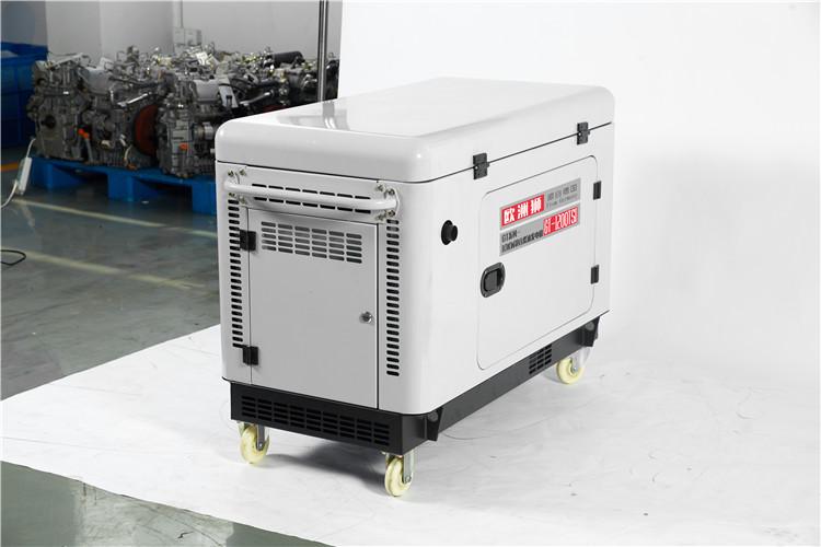 380V5千瓦油冷柴油发电机