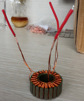 漆包線引出銅線束加工超聲波焊接機