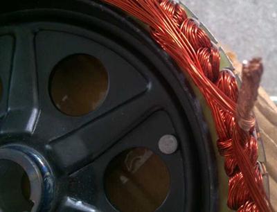 電機定子線圈引出線連接超聲波焊接設備