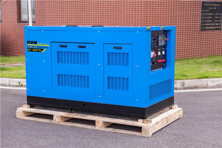 新款管道500A内燃发电焊机