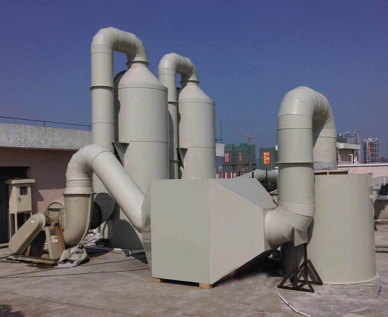 高效噴淋塔生產廠家