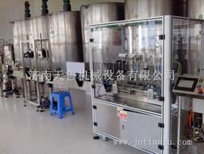 食用油灌装机 润滑油灌装机 油类灌装机 济南天鲁机械