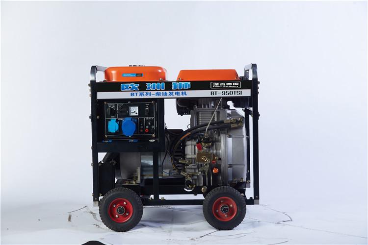 焊机用8千瓦柴油发电机