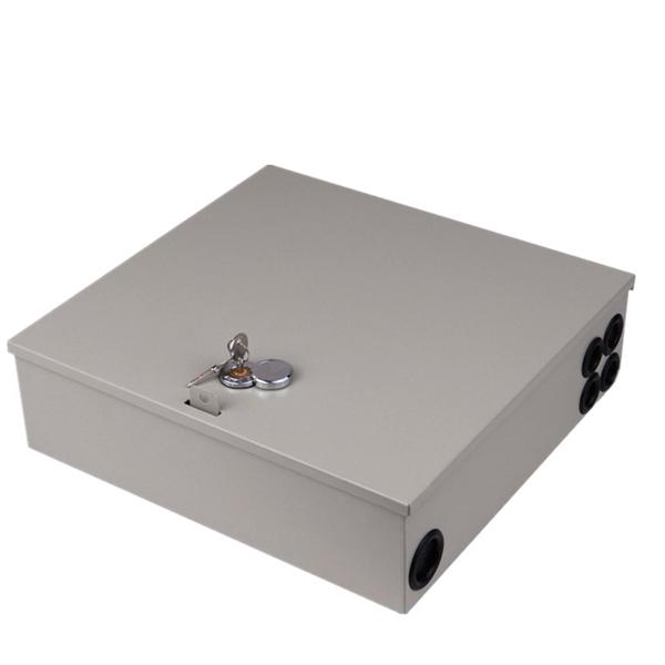 翼搏YB-FXX32型户外共建共享32芯光纤配线箱使用1.0mm冷轧板制造