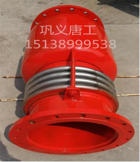 河南新型內外壓平衡波紋補償器 連接管路進出口抗壓耐腐蝕加工定制