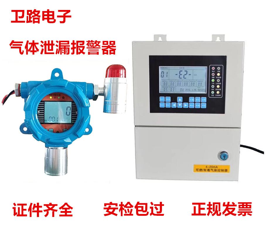 卫路电子WL-1000/2000氨气气体泄漏检测仪报