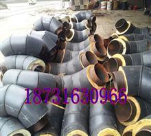 聚氨酯热水保温管厂家会展 预制聚氨酯聚乙烯保温钢管