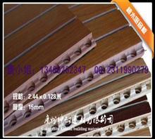 潮州槽孔吸音板 艺术装饰吸音板 专业吸音材料 商务厅