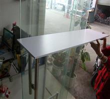 鑫淼会展包边层板 展示架铝合金包边板子 展览标摊专用