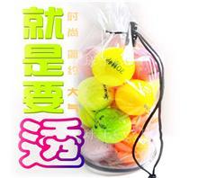 【球王GOLF】高尔夫球 包装袋、装球袋、PVC装球袋
