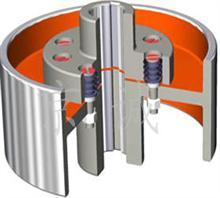 LTZ带制动轮弹性套柱销联轴器(TLL带制动轮弹性套柱销