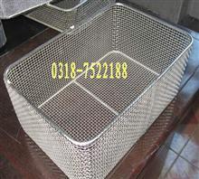 器械网篮托盘 不锈钢清洗托盘