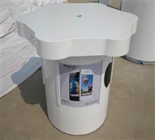 苹果手机展柜设计制作