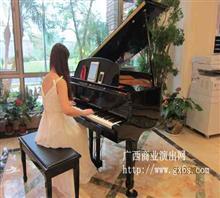 贵港钢琴表演|专业演艺机构
