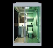 活动房学生宿舍整体浴室