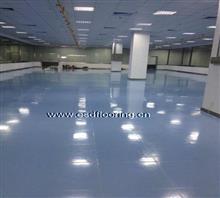 惠州PVC防静电地板