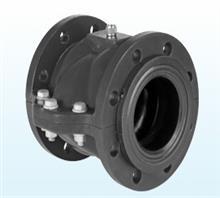 RVA系列铸铁法兰气动夹管阀