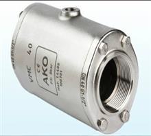 VMC系列内螺纹气动夹管阀
