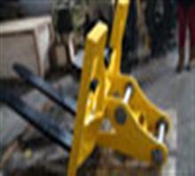 装载机改装液压起重叉车产品