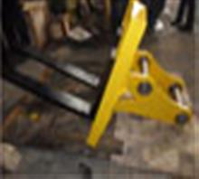 液压起重叉的安装和拆卸方便