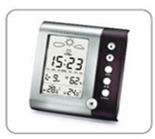 RF无线温湿度天气预